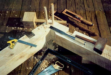 timber framing tools needed for workshop